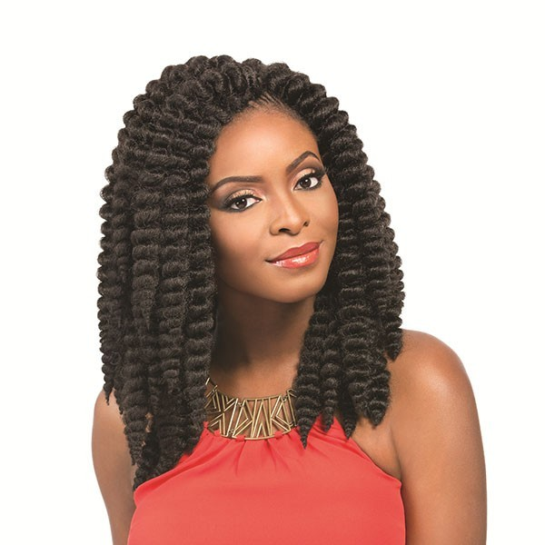 SENSAS natte BANTU BRAID 24""
