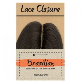 "SENSAS Closure brésilienne NATURAL BODY 12"" (Lace)"