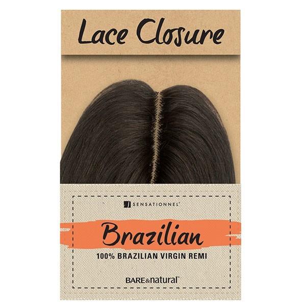 """SENSAS Closure brésilienne NATURAL BODY 12"""" (Lace)"""