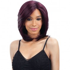 EQUAL perruque SILK LAYERED BOB (SILK Lace Front) *