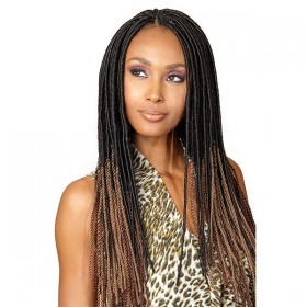 BOBBI BOSS natte FAUX LOCS TWIST 20""