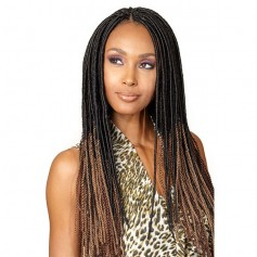 "BOBBI BOSS natte FAUX LOCS TWIST 20"" *"