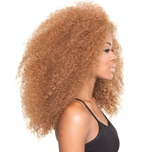 """ISIS perruque AFRO KINKY 18"""" (Lace Front)"""
