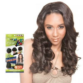 "ISIS tissage 3PCS ROMANCE CURL 16""18""20"" (Brazilian Raw)"