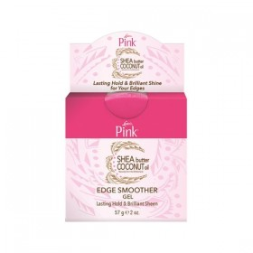 PINK Gel lisseur de bordures KARITE & COCO 57g EDGE SMOOTHER GEL