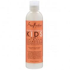 COCO HIBISCUS KIDS Curl & Shine 2in1 Shampoo & Conditioner 236ml