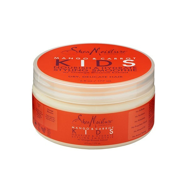 SHEA MOISTURE Crème coiffante hydratante Mangue & Carotte KIDS 177ml
