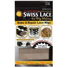 Tulle pour perruque lace wig et Closure Lace 5012