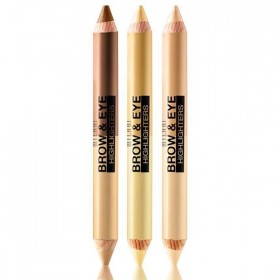 MILANI Crayon duo illuminateur 4.8g (Brow & Eye Highlighters)