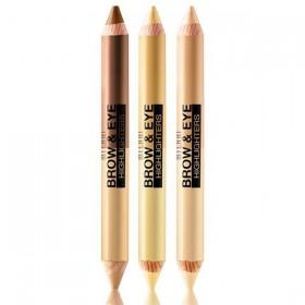 MILANI Duo illuminating pencil 4.8g (Brow & Eye Highlighters)