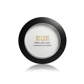MILANI Translucent powder PREP+SET+GO 7g