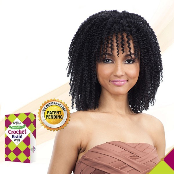 EQUAL perruque STRAW ROD TWIST OUT