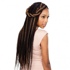 MODEL natte GIANT JUMBO BRAID 3X