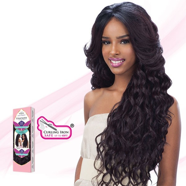 "EQUAL perruque SWEET 31"" (Eternity Lace Front)"