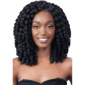 MODEL MODEL natte JUMPY WAND CURL