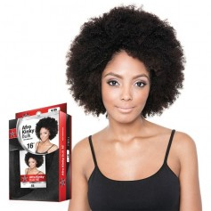 "ISIS natte HH AFRO KINKY BULK 16"" (Red Carpet)"