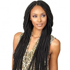 "BOBBI BOSS natte BOMBA FAUX LOCS DREAD 20"" (Loop)"
