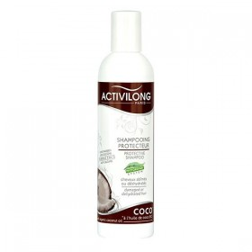 ACTIVILONG Protective Shampoo with Organic Coconut Oil 250ml