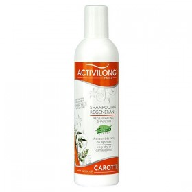 ACTIVILONG Shampooing régénérant à l'huile de Carotte 250ml