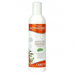 Shampooing régénérant à l'huile de Carotte 250ml
