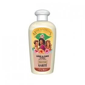 MISS ANTILLES Oléine de Karité naturelle peau & cheveux 100ml