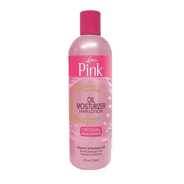 PINK LUSTER Crème capillaire hydratante 236ml OIL MOISTURIZER ORIGINAL
