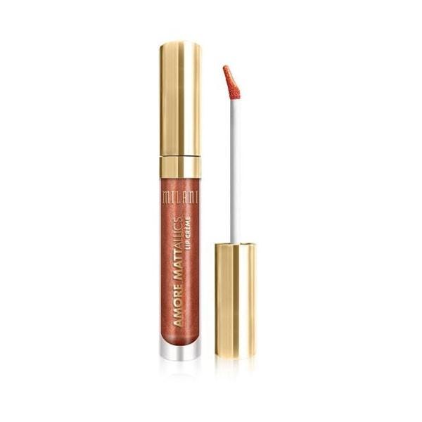 02 MATTERIALISTIC Rouge à lèvres AMORE MATTALLICS LIP CREME 5g