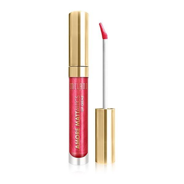 06MATTELYINLOVE Rouge à lèvres AMORE MATTALLICS LIP CREME 5g