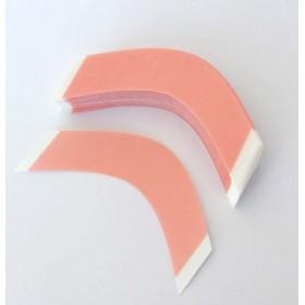WALKER Curved adhesive tapes SENSI TAK x36 (sensitive skin)
