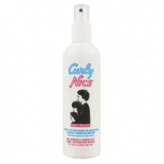 Spray activateur de boucles CURLY NICE 250ml