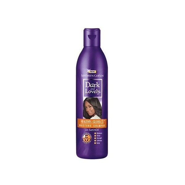 DARK & LOVELY Shampoing hydratant 400ml (Healthy-Gloss)