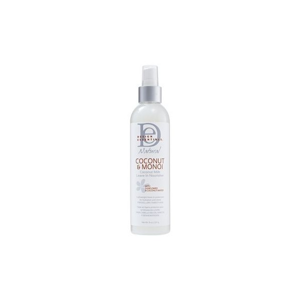 DESIGN ESSENTIALS Spray nourrissant sans rinçage COCO&MONOI 236.5 ( Leave-in Nourisher)