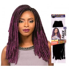 "SENSAS natte FAUX LOCKS 12"" (Looped)"