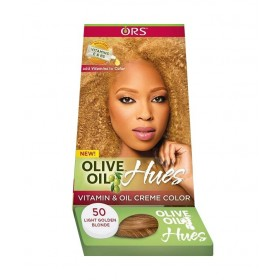 ORGANIC ROOT STIMULATOR Coloration permanente OLIVE OIL (Blond doré clair) ORS