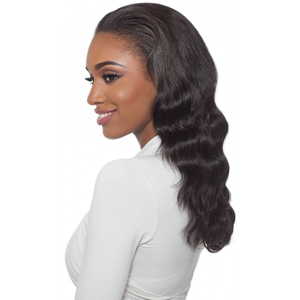 OUTRE demi-perruque BRAZILIAN NATURAL WAVE (simply QW)