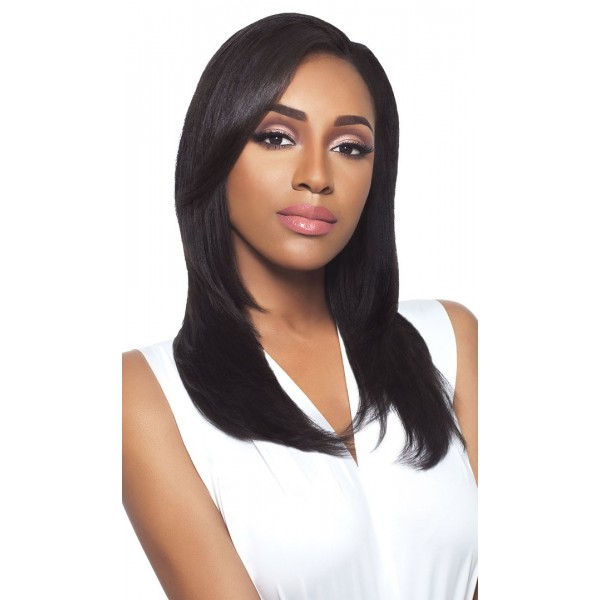 OUTRE demi perruque BRAZILIAN NATURAL STRAIGHT (simply QW)