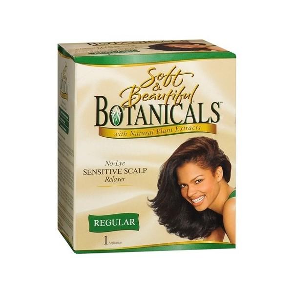 Botanicals Kit défrisant aux extraits de plantes * formule normale