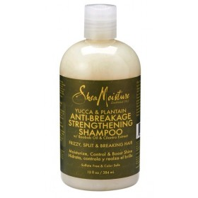 "SHEA MOISTURE Shampooing Yucca, Plantain & Baobab ""Thickening"" 384ml"