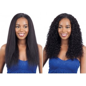 "MODEL tissage FRESH wet&wavy DEEP WAVE 7pcs 14""16""18"""