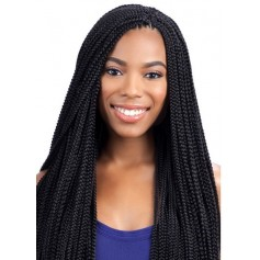 GLANCE natte LONG SMALL BOX BRAID