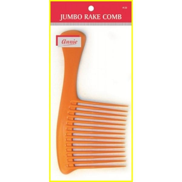 "ANNIE 23 Peigne ""Jumbo rake comb"""