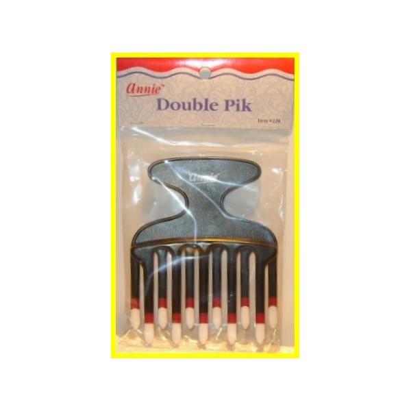 """ANNIE 228 Peigne """"double pik comb"""""""