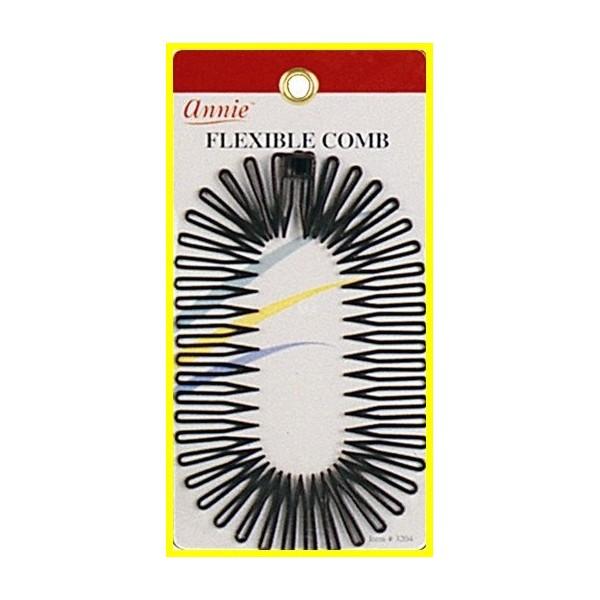 """ANNIE 3200 Peigne """"flexible hair comb"""""""