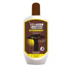 Crème hydratante pour boucles LOC SYSTEM 400ml (Leave-in Cream)