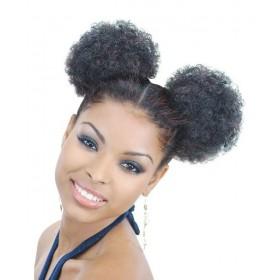 FEMI AFRO PUFF hairpiece
