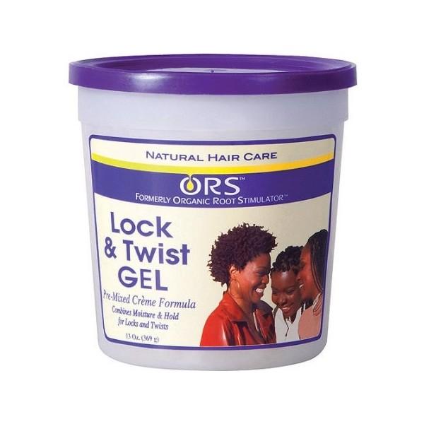 "ORGANIC ROOT STIMULATOR Gel for braided hairstyles ""Lock & Twist"" 360ml"