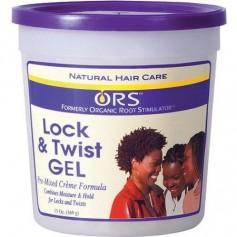 """Gel pour coiffures tressées """"Lock & Twist"""" 360ml"""