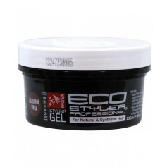 ECO STYLER Gel de fixation Super Protéines 203ml