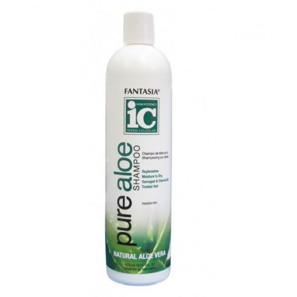 FANTASIA IC Shampooing 100% pure ALOE 473ml