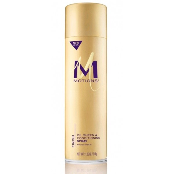 Motions Brillantine en SPRAY 318g (Sheen Spray)_